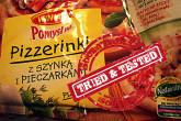 Opakowanie Pizzerinki - Winiary Pomysł na...