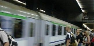 kolej PKP Intercity