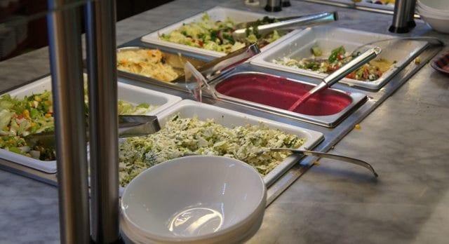 Express Marche - sałatki, mixy warzyw, kapusta