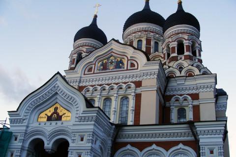 Cerkwia Aleksandra Newskiego - Tallinn