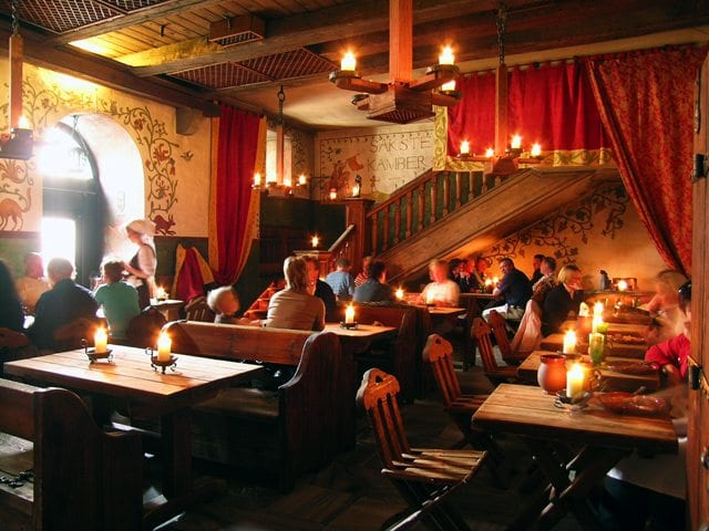 Restauracja Olde Hansa