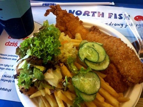 North Fish - panga