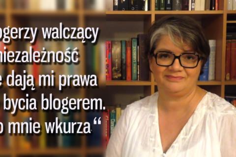 Wywiad z Dorotą Zawadzką