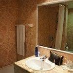 łazienka w hotelul Iberostar Torviscas Playa