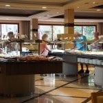 hotel Jacaranda jedzenie