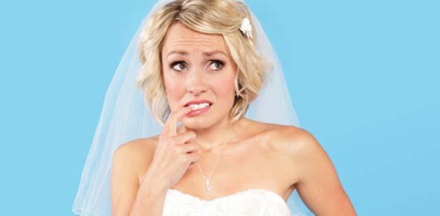 ślub ze strachu