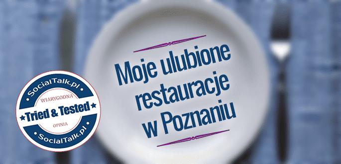 Dobre restauracje w Poznaniu